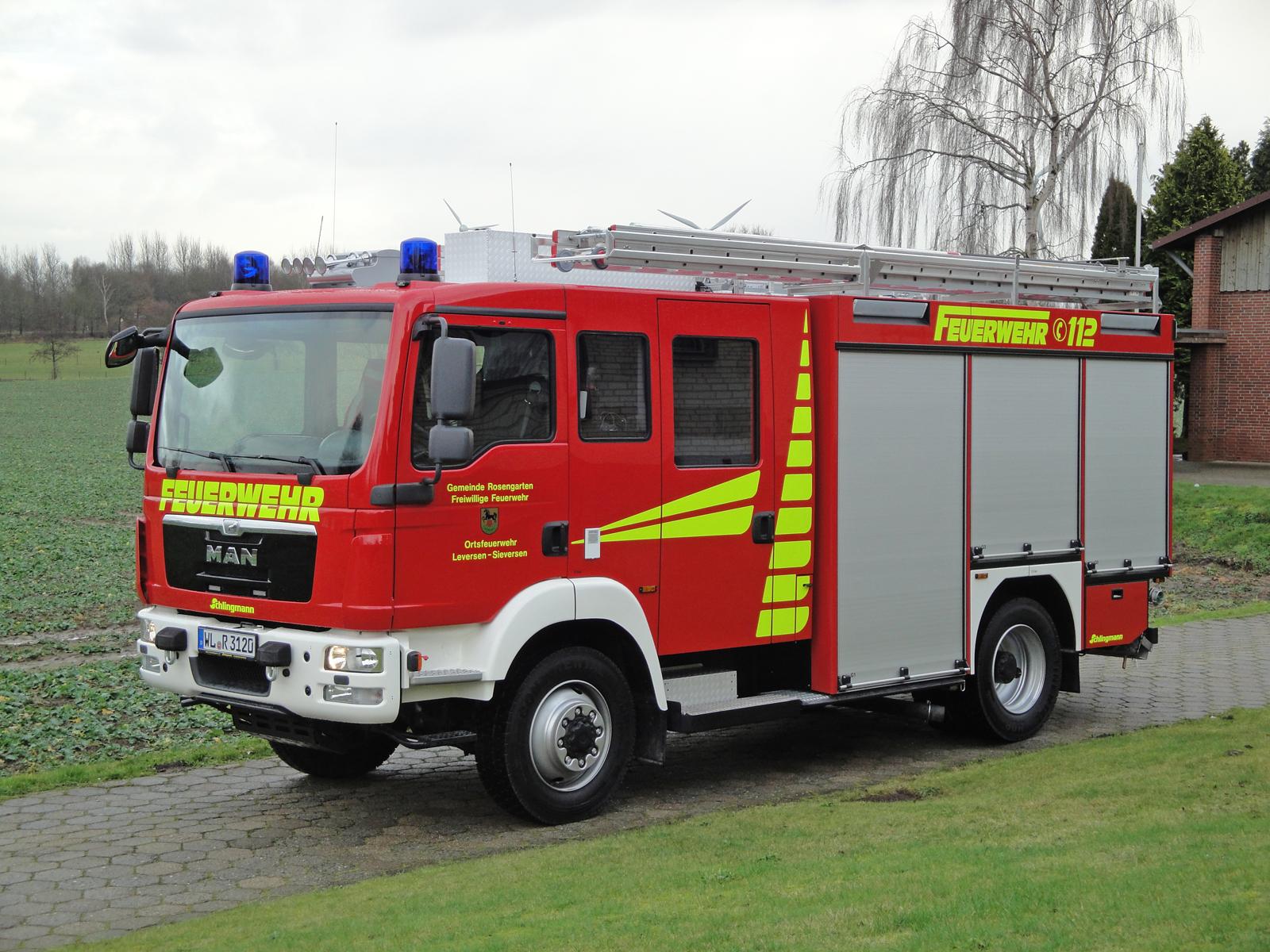 Löschgruppenfahrzeug Leversen (FH 12-45-61)