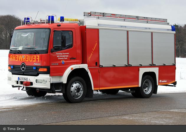 Rüstwagen Rade (FH 11-52-31)