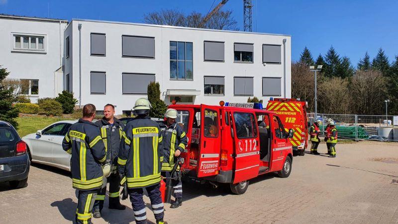 BMA - Auslösung Brandmeldeanlage