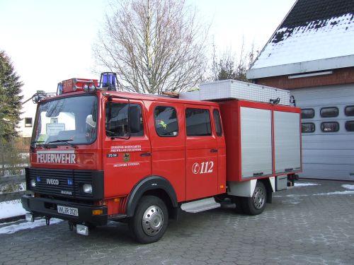 Löschgruppenfahrzeug Tötensen (FH 12-45-81)