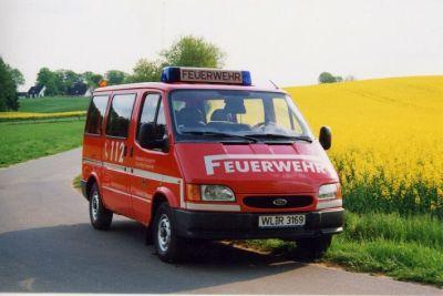 Mannschaftstransportwagen Tötensen (FH 12-17-81)