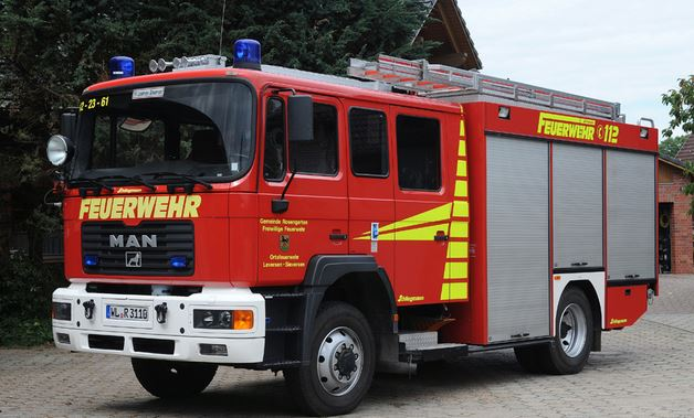 Tanklöschfahrzeug Leversen (FH 12-23-61)